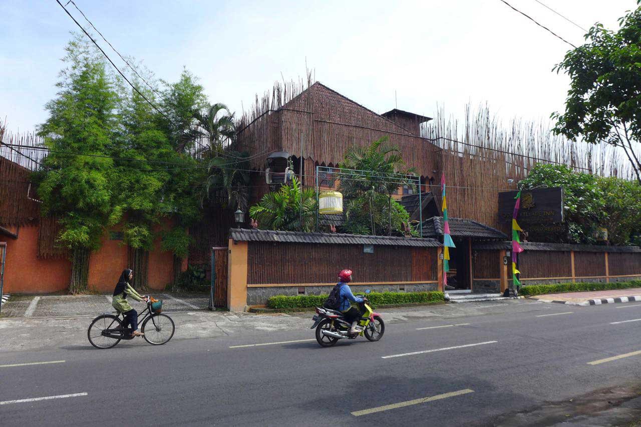 Zentral gelegen Dusun Jogja Village Inn, Yogyakarta