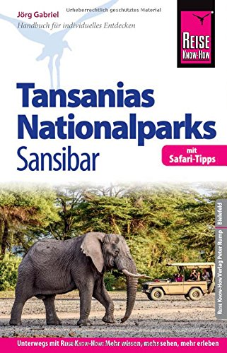 Reise Know-How Tansanias Nationalparks mit Sansibar