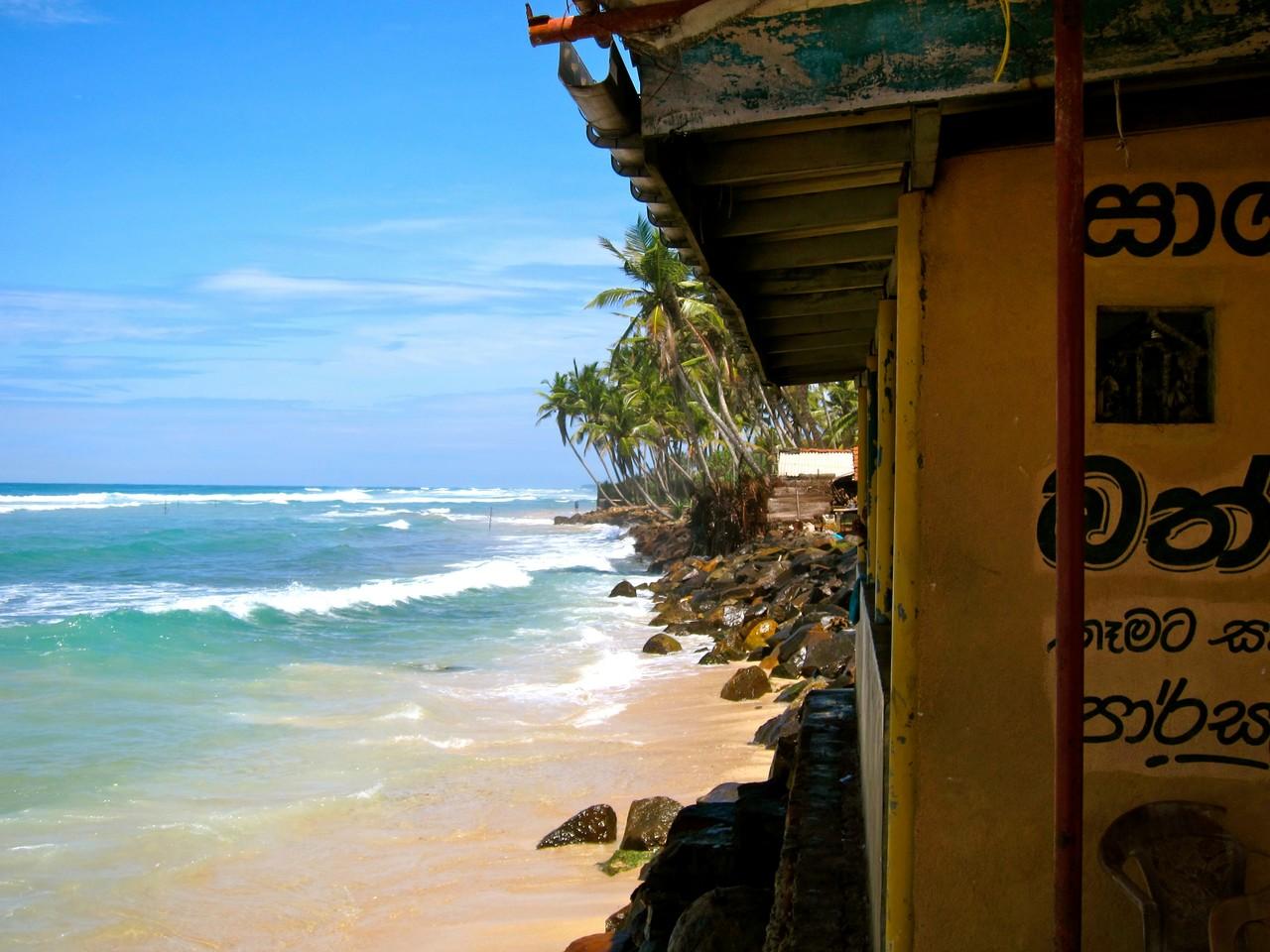 Kogalla Beach, Sri Lanka