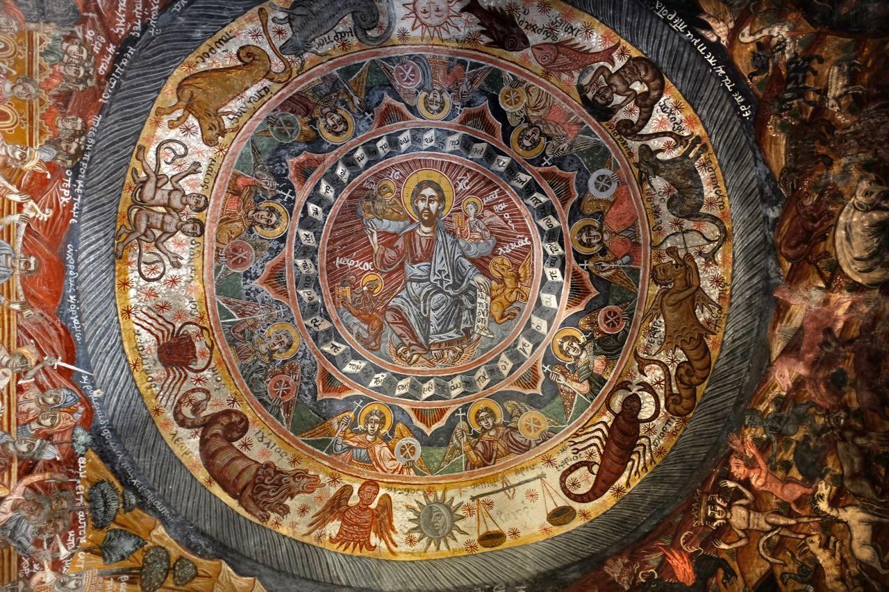 Dekoulou Klosterkirche; Mani Peloponnes
