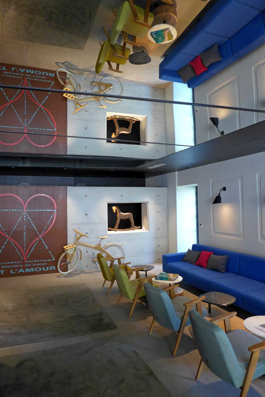 Lobby Boutique-Hotel & Restaurant Peteani Labin