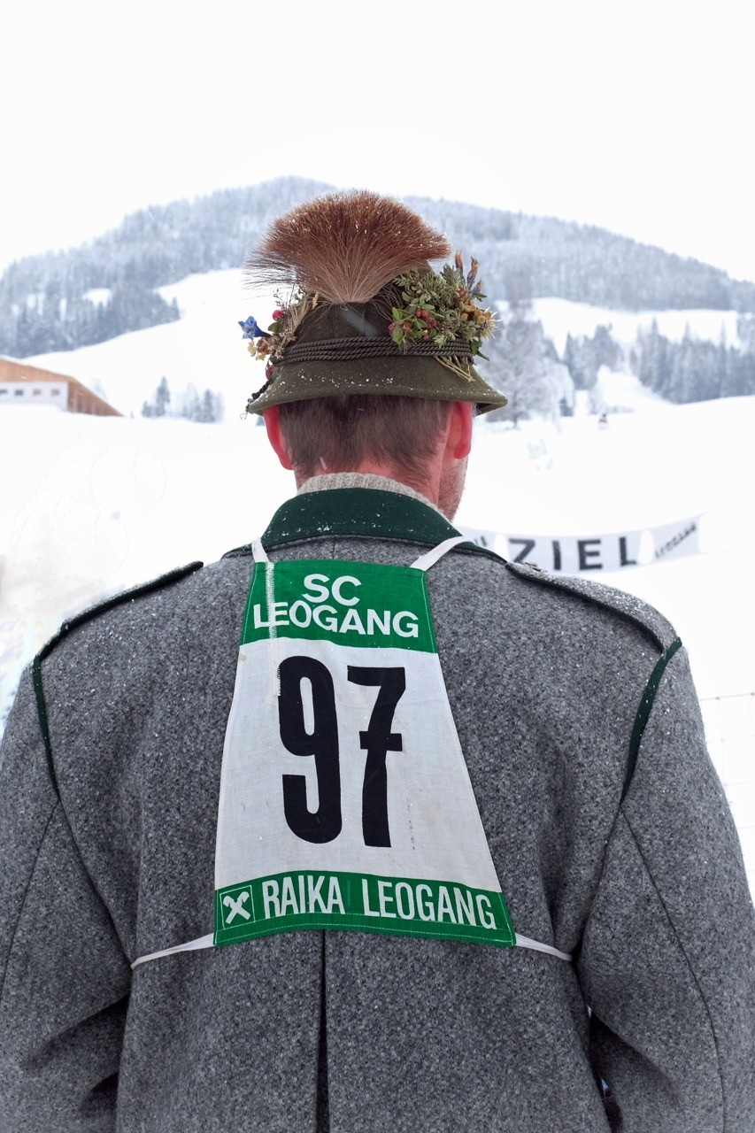 Nostalgie Ski-WM in Leogang
