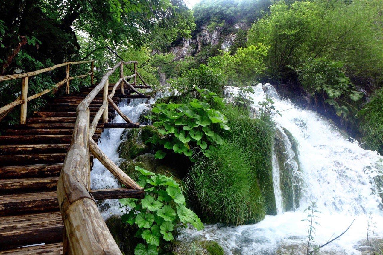 Kroatiens Naturwunder Plitvicer Seen