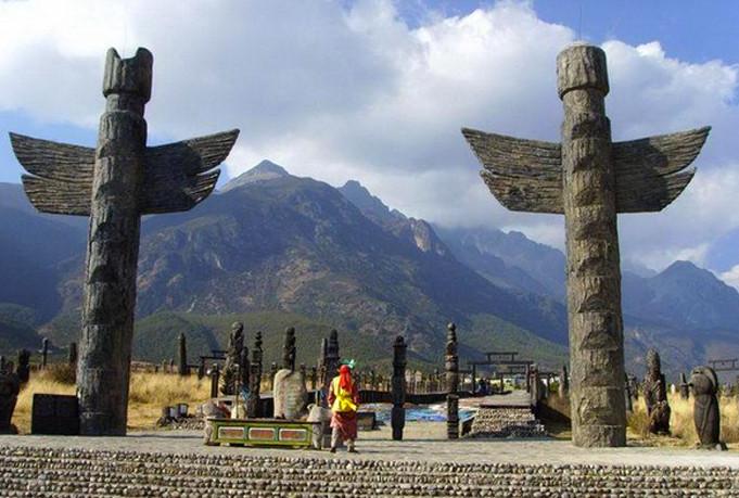 Dongba Culture Museum Lijiang