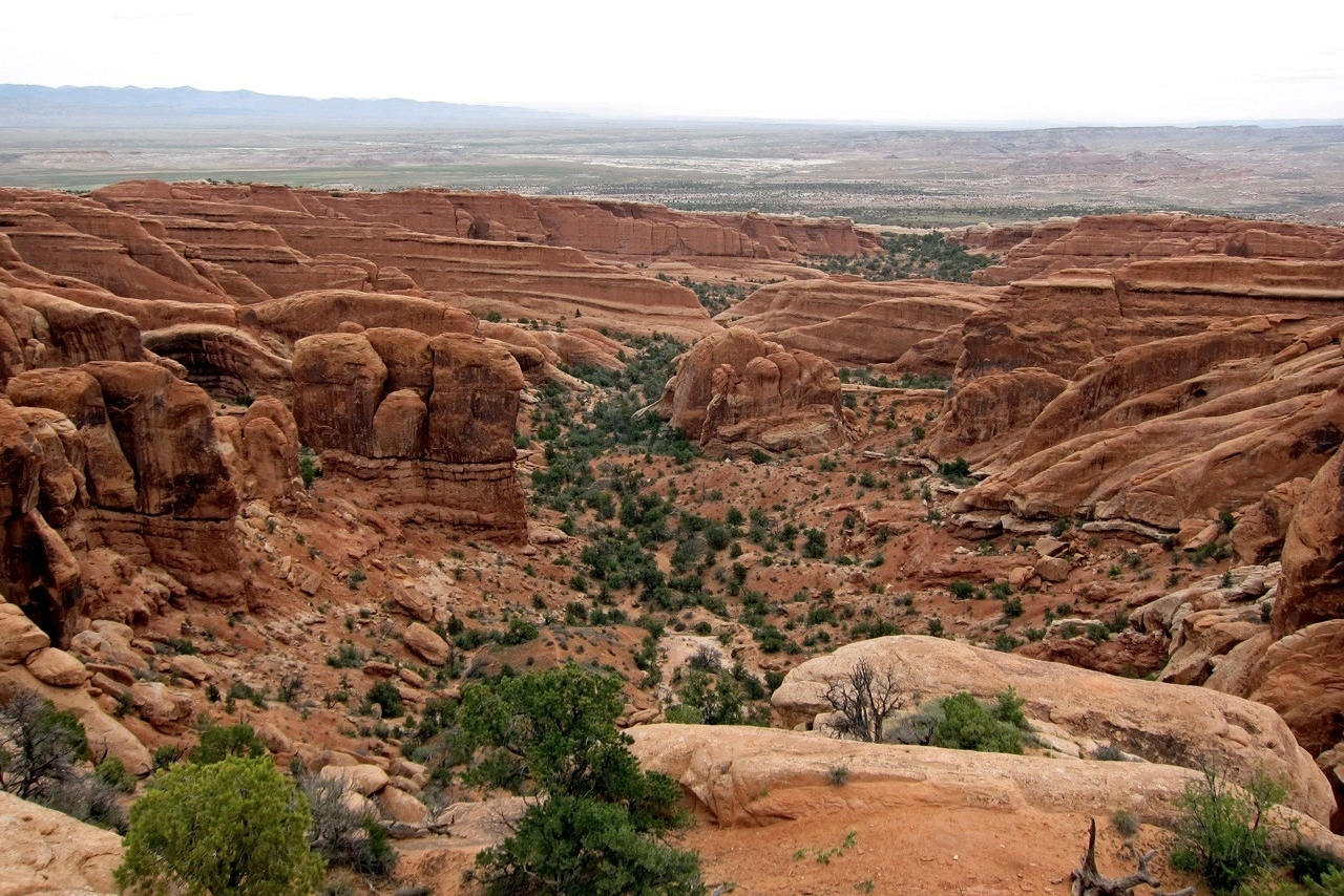 Devils Garden Trail, The Fins, Arches National Park