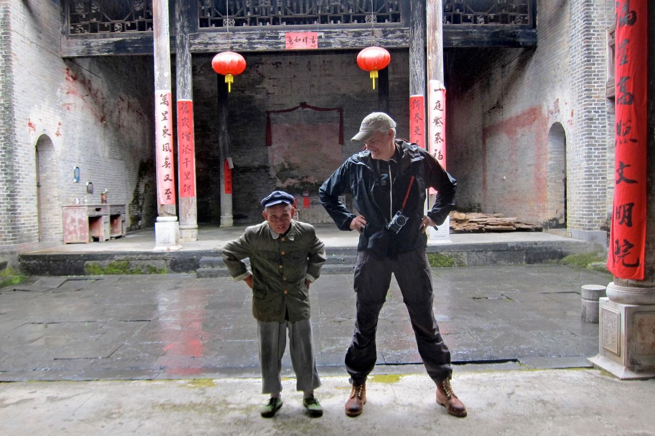 Nach den Mönchen kam die Rote Armee und heute ab und zu ein Tourist vorbei