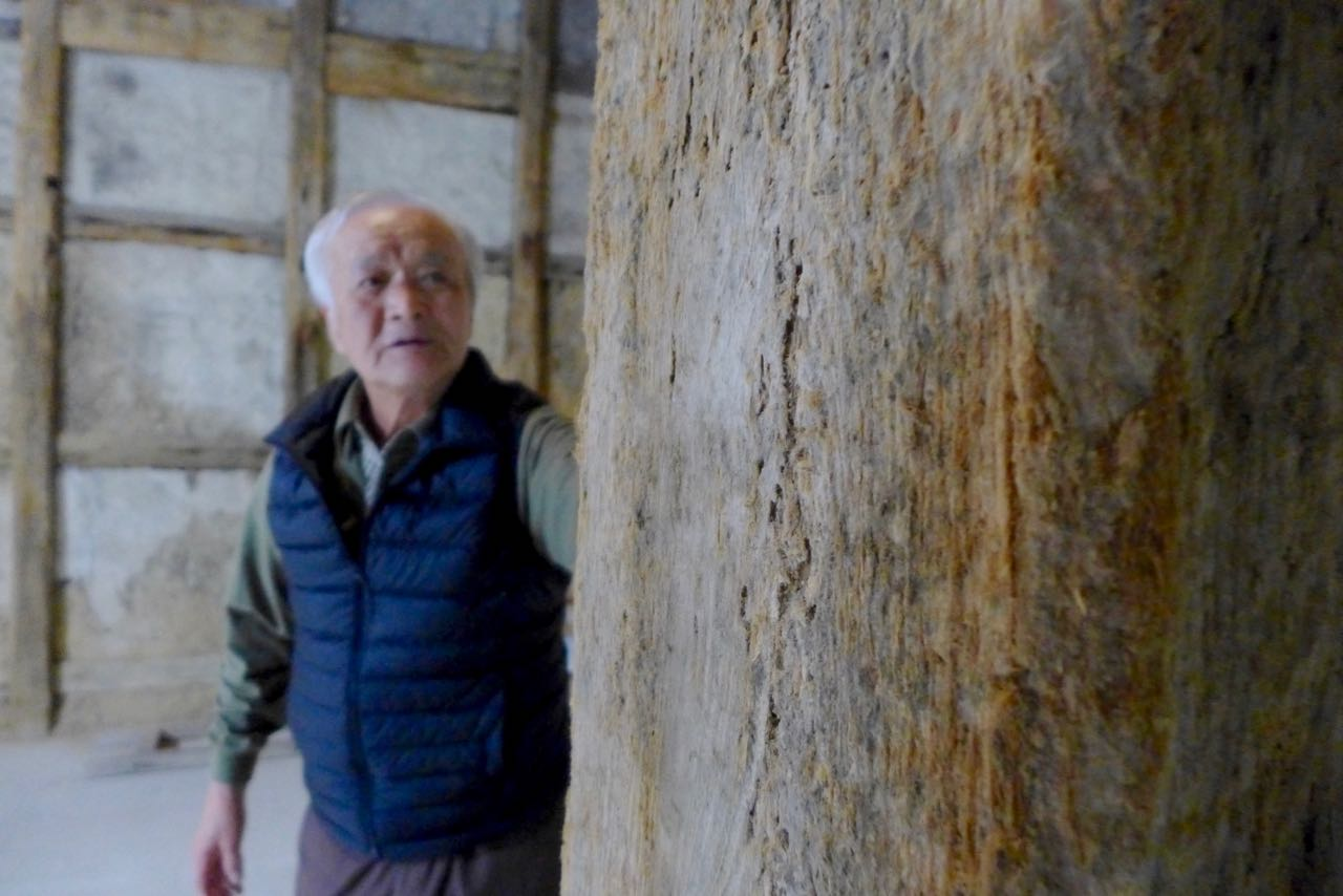 100 Jahre alter Koji-Schimmelpilz Soya-Produktion Yuasa