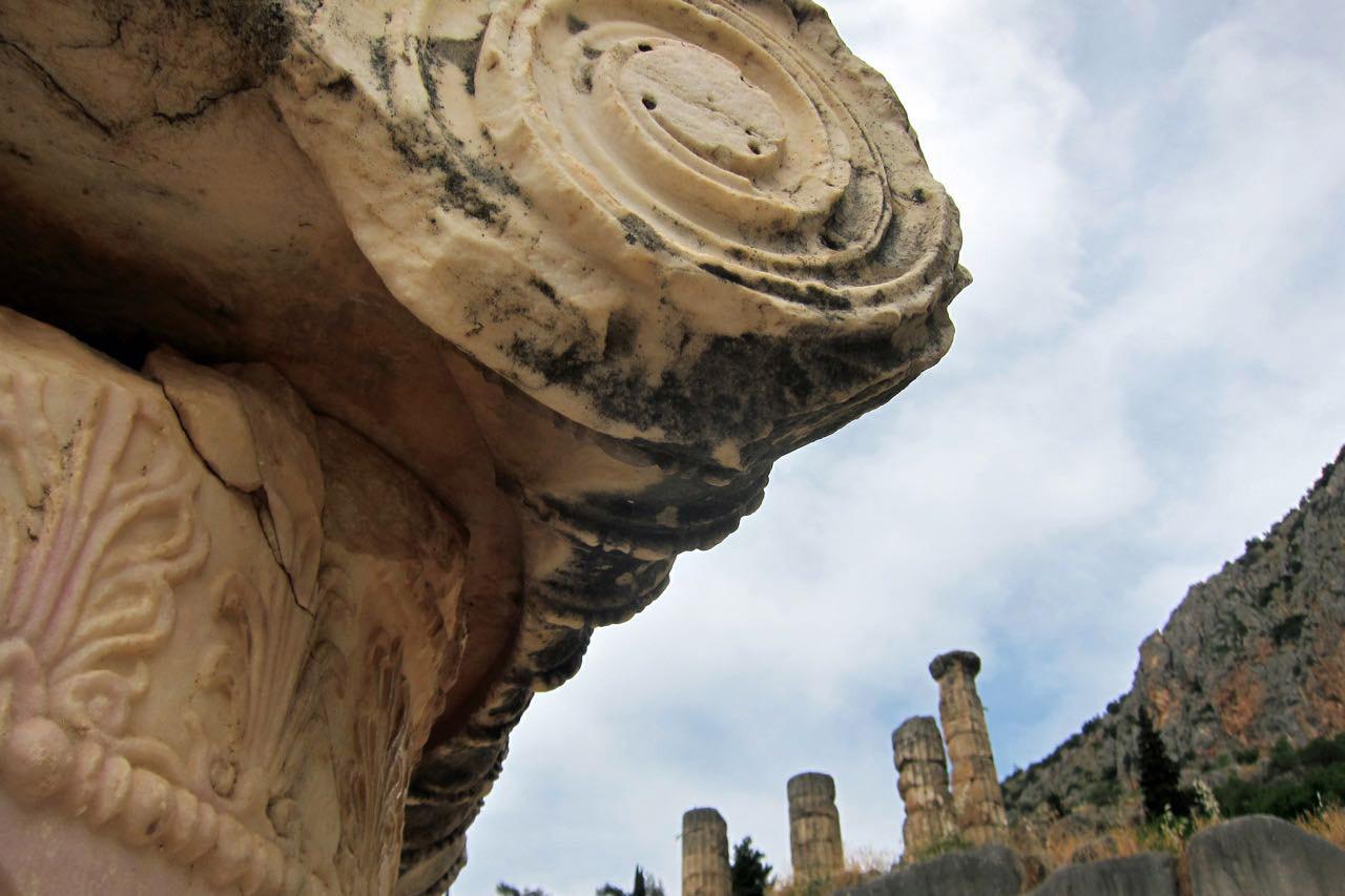 Der Besuch von Delphi – ein Highlight nach unserer Peleponnes Rundreise