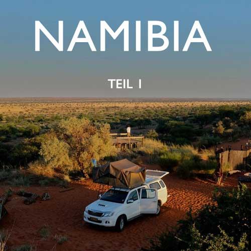 Reisebericht Namibia Reiseblog