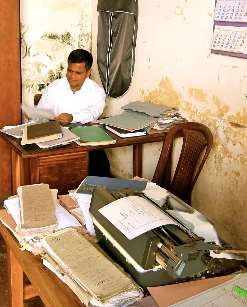Anwaltsbüro in Galle Sri Lanka Sightseeing