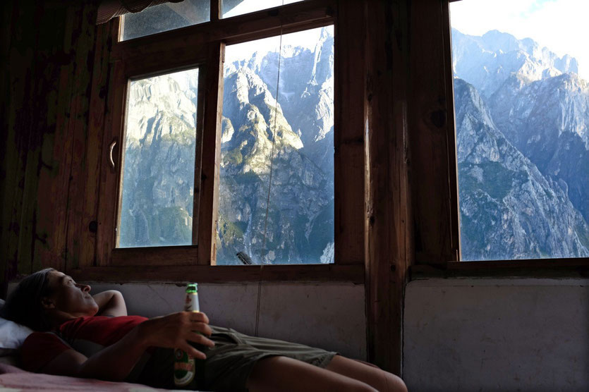 Room Halfway Guesthouse tiger leaping gorge, tigersprungschlucht
