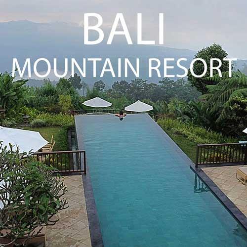 Reisebericht Bali Mountain Resort Norden Reiseblog
