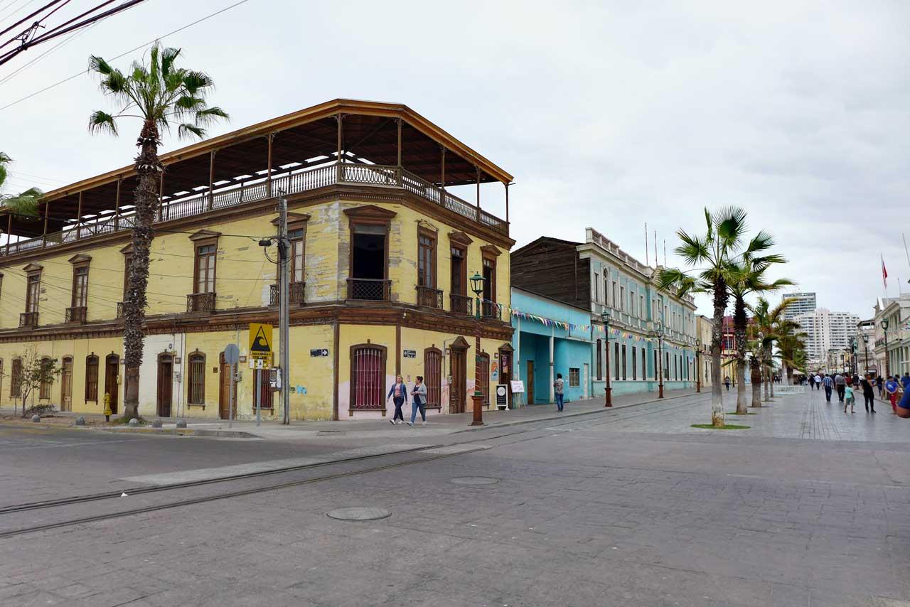 Altstadt von Iquique