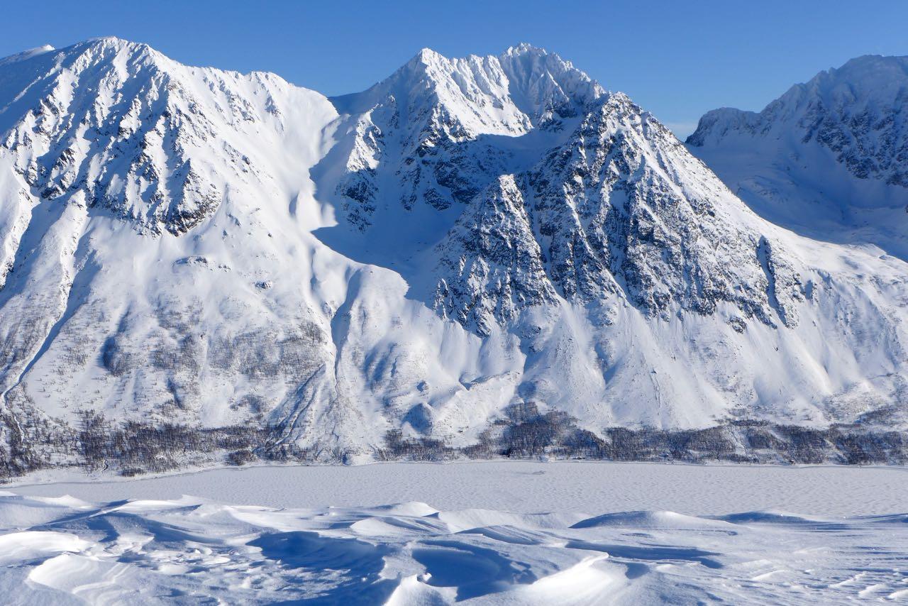 Lyngen Alps Skitour