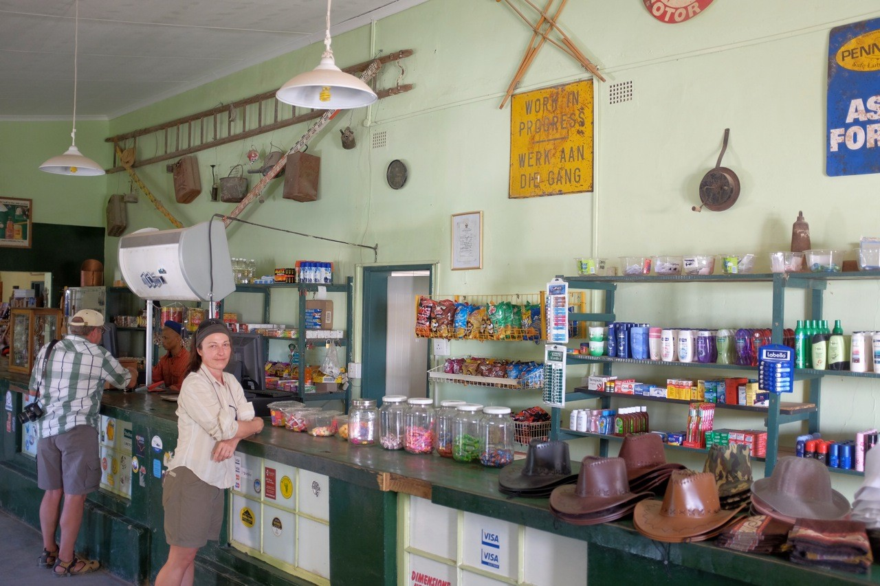 Solitaire General Store, Namibia