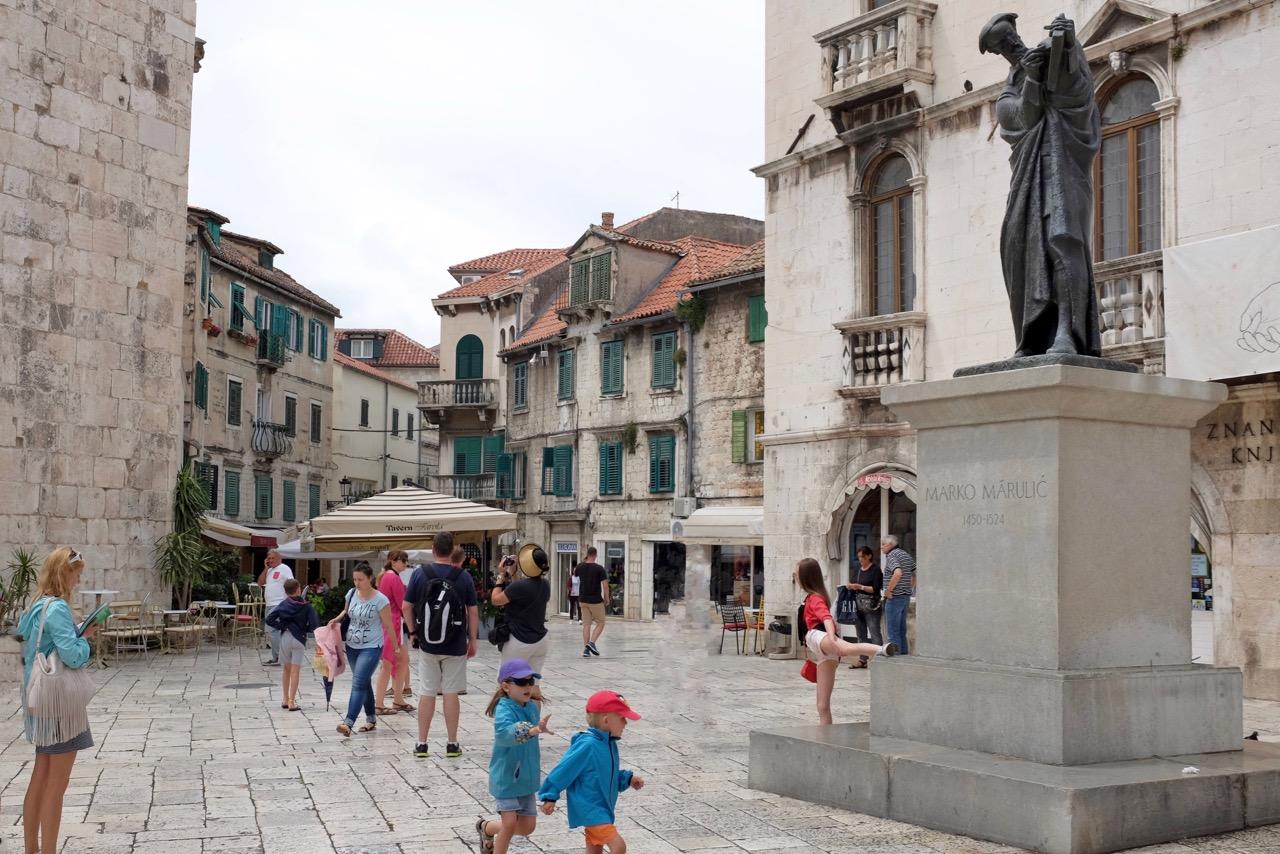 UNESCO Altstadt Split