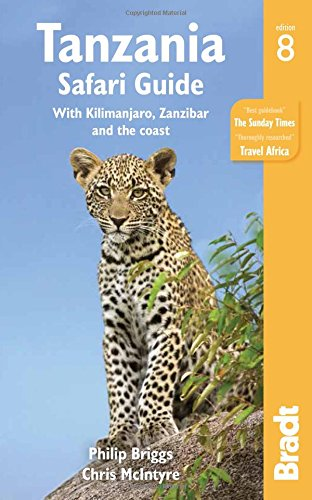 Travel guide Bradt Northern Tanzania