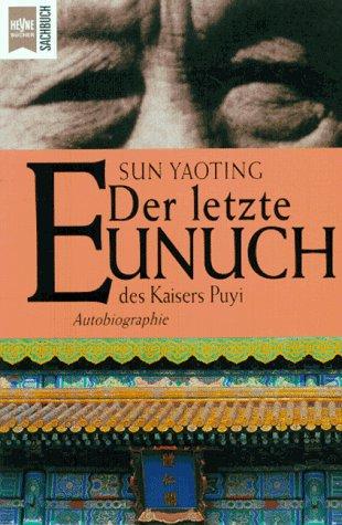 Buch Der letzte Eunuch des Kaisers