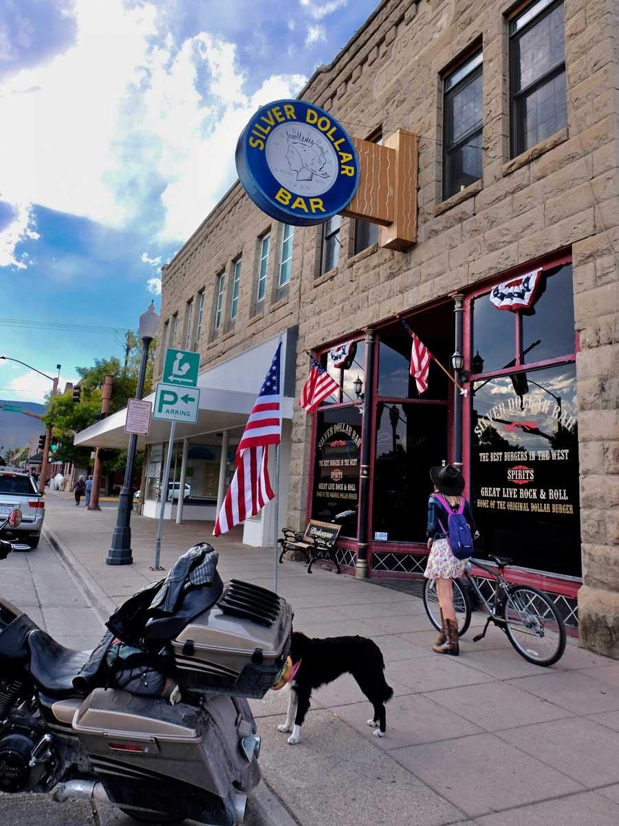 Silver Dollar Bar Cody Wyoming