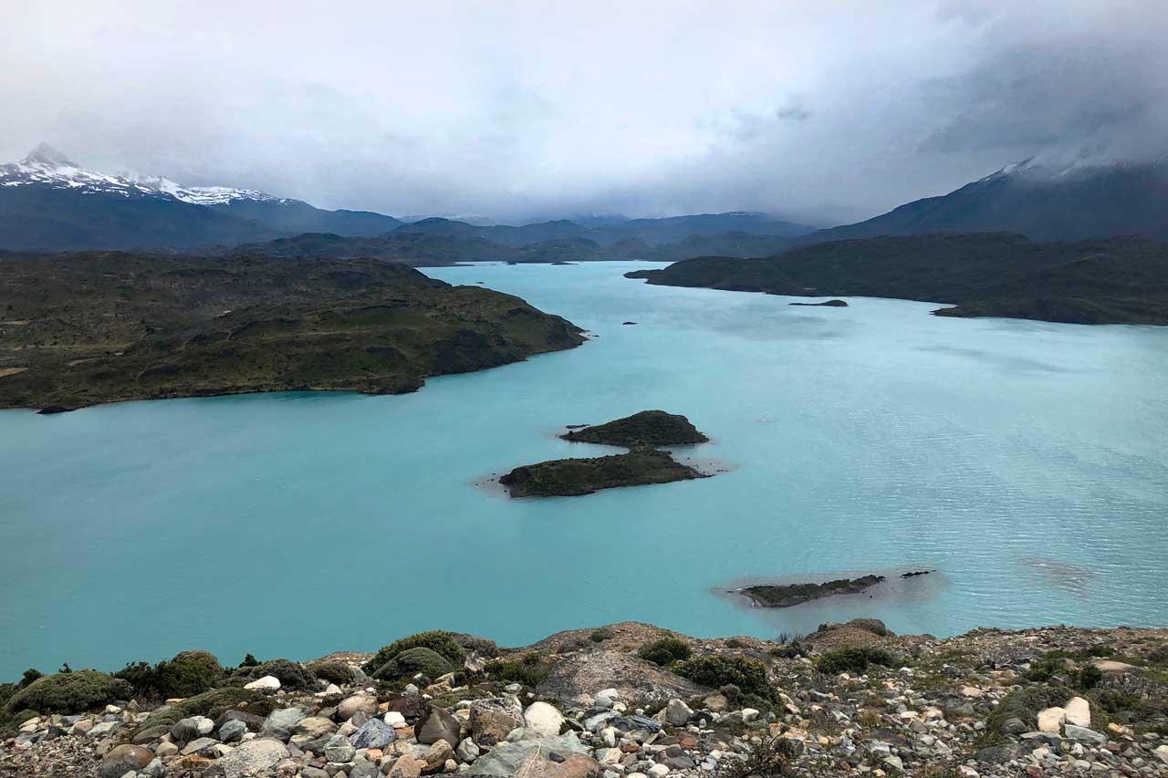 Lago Pehoé, Mirador Condor