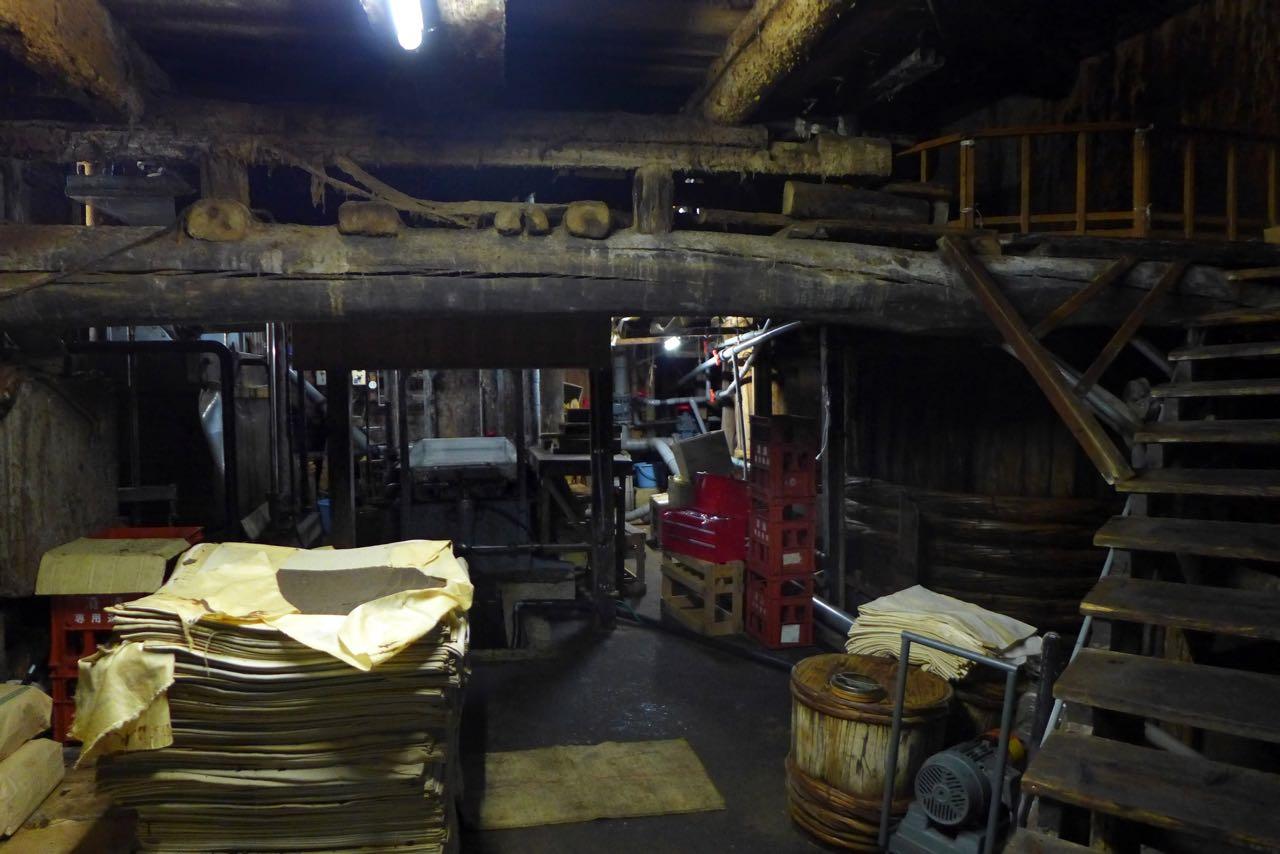 Kadocho Shoyu Brauerei, Yuasa Wakayama