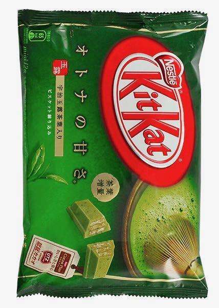 Japan Matcha Kitkat Souvenir