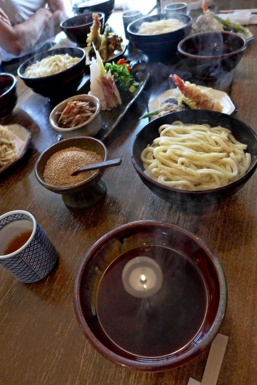 Gute Ramen im Omen Restaurant  Tipp Kyoto