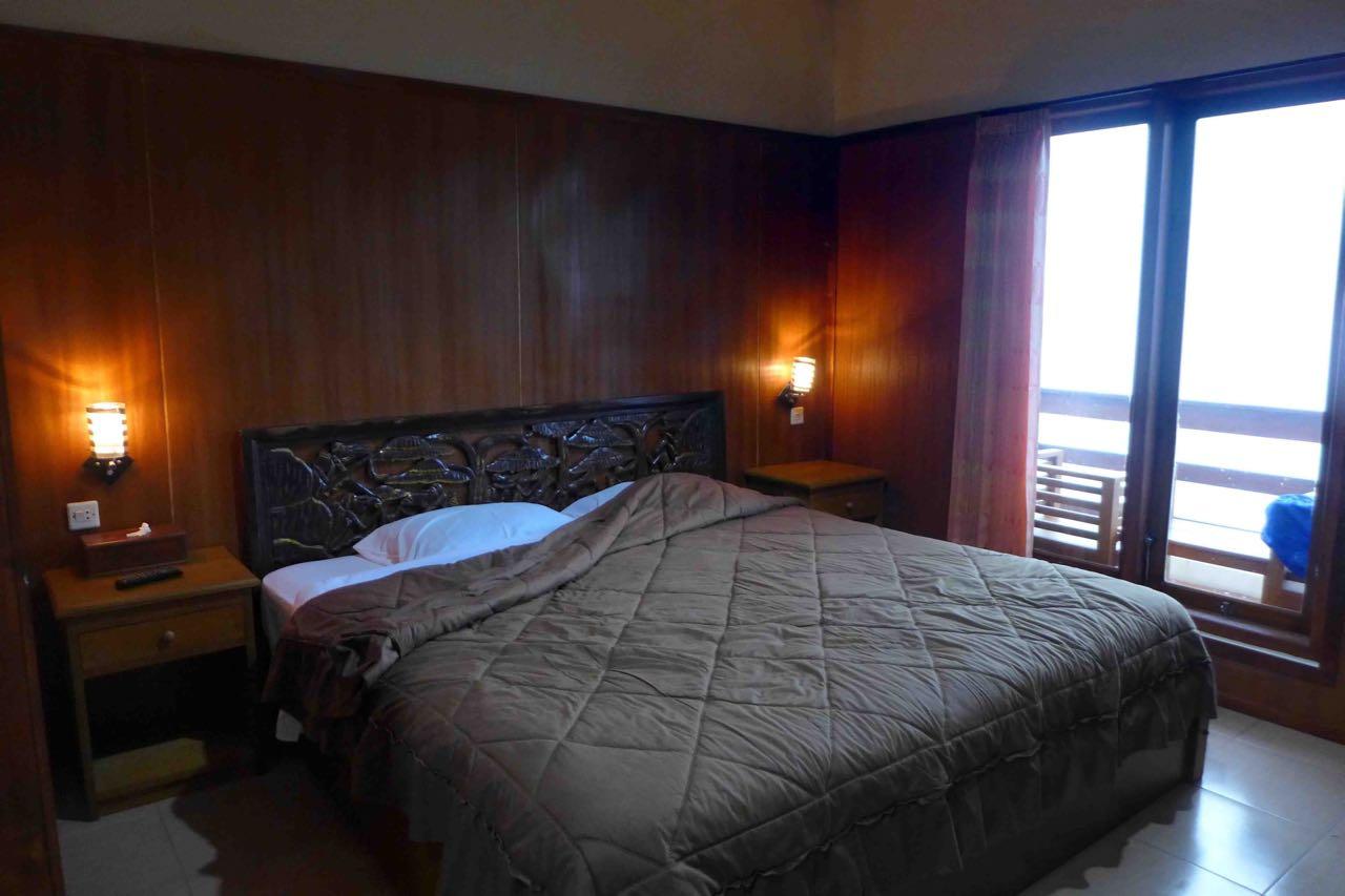 Superior Zimmer, Cafe Lava Hostel am Bromo Krater