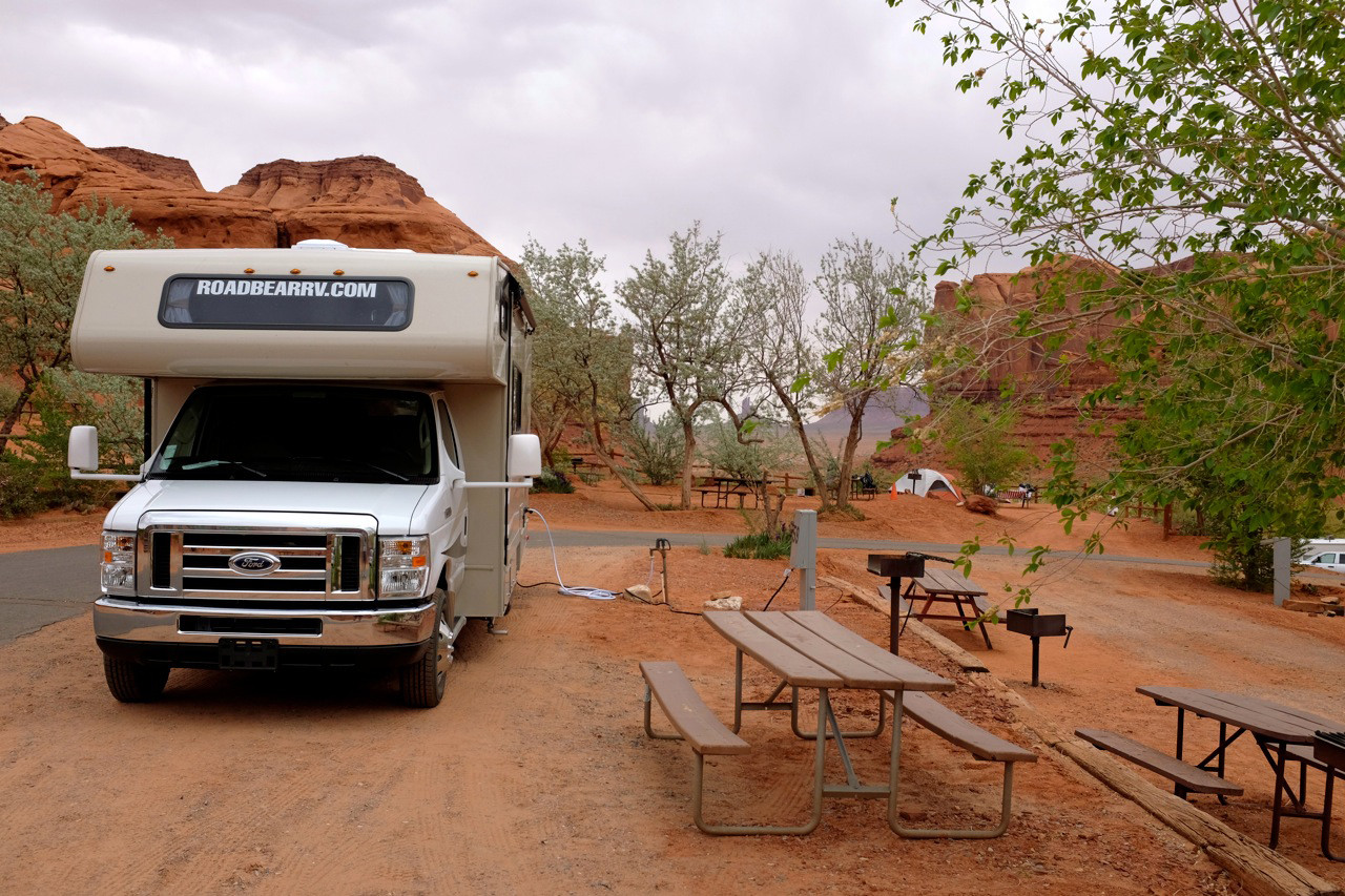 Goulding's Campground Monument Valley