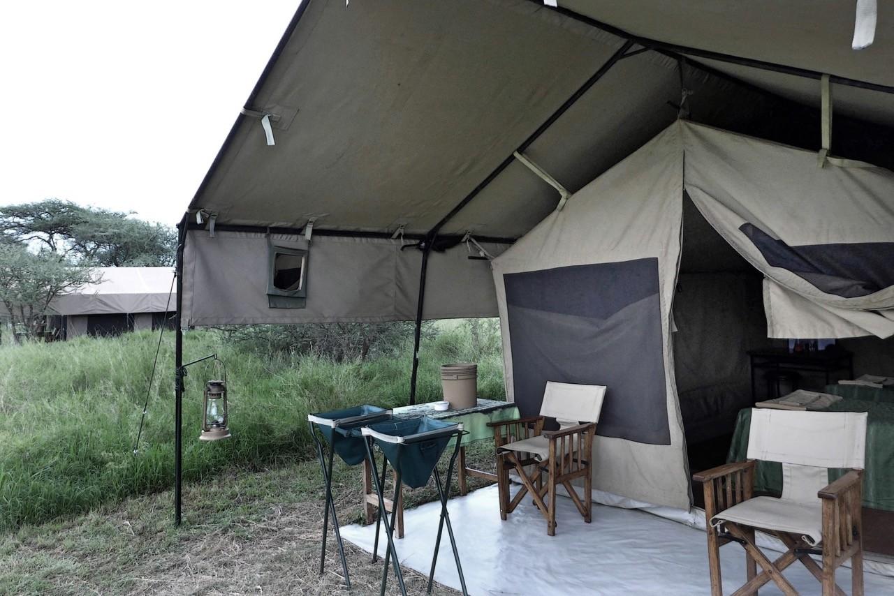 Echtes Safari-Feeling bekommt man im Kati Kati Camp