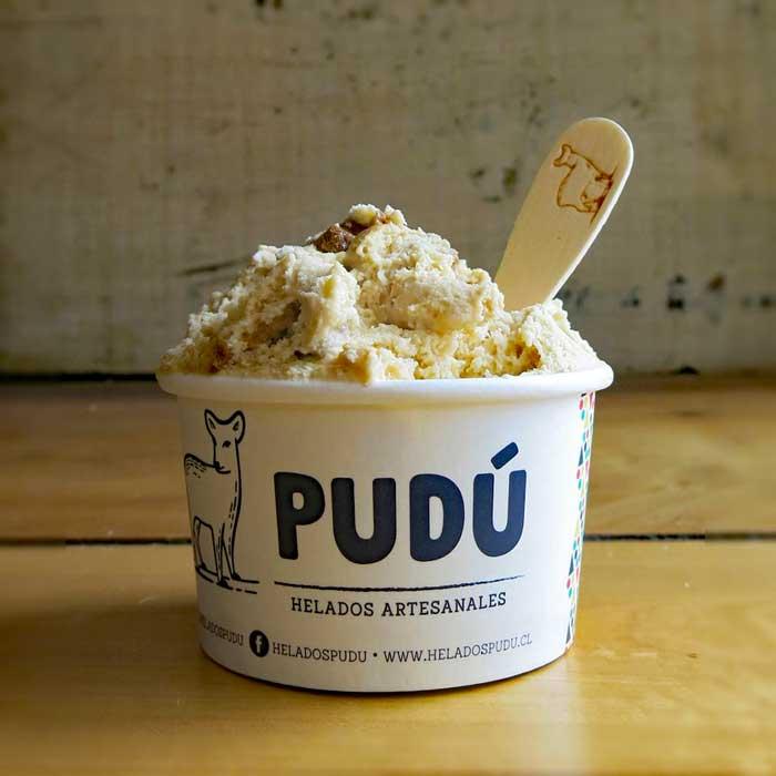 Helados Pudú bestes Eis in Puerto Varas