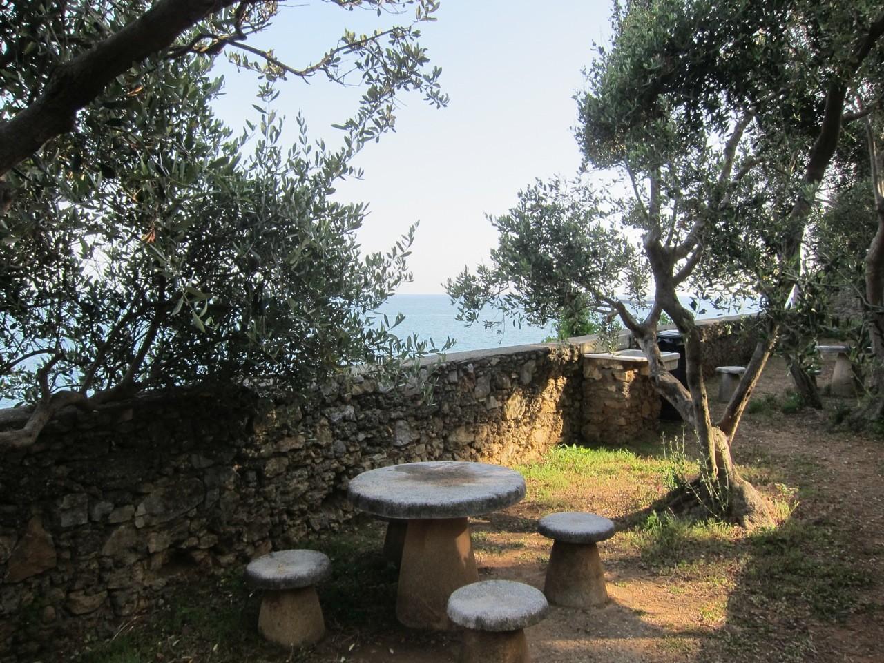 Camping Marelunga, Ligurien