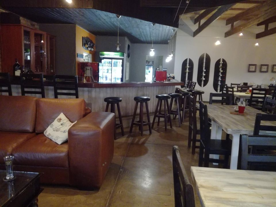 Bush Cafe & Family Restaurant Walvis Bay