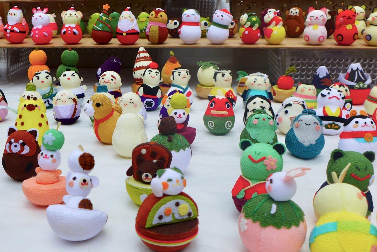 Souvenirs aus Kyoto