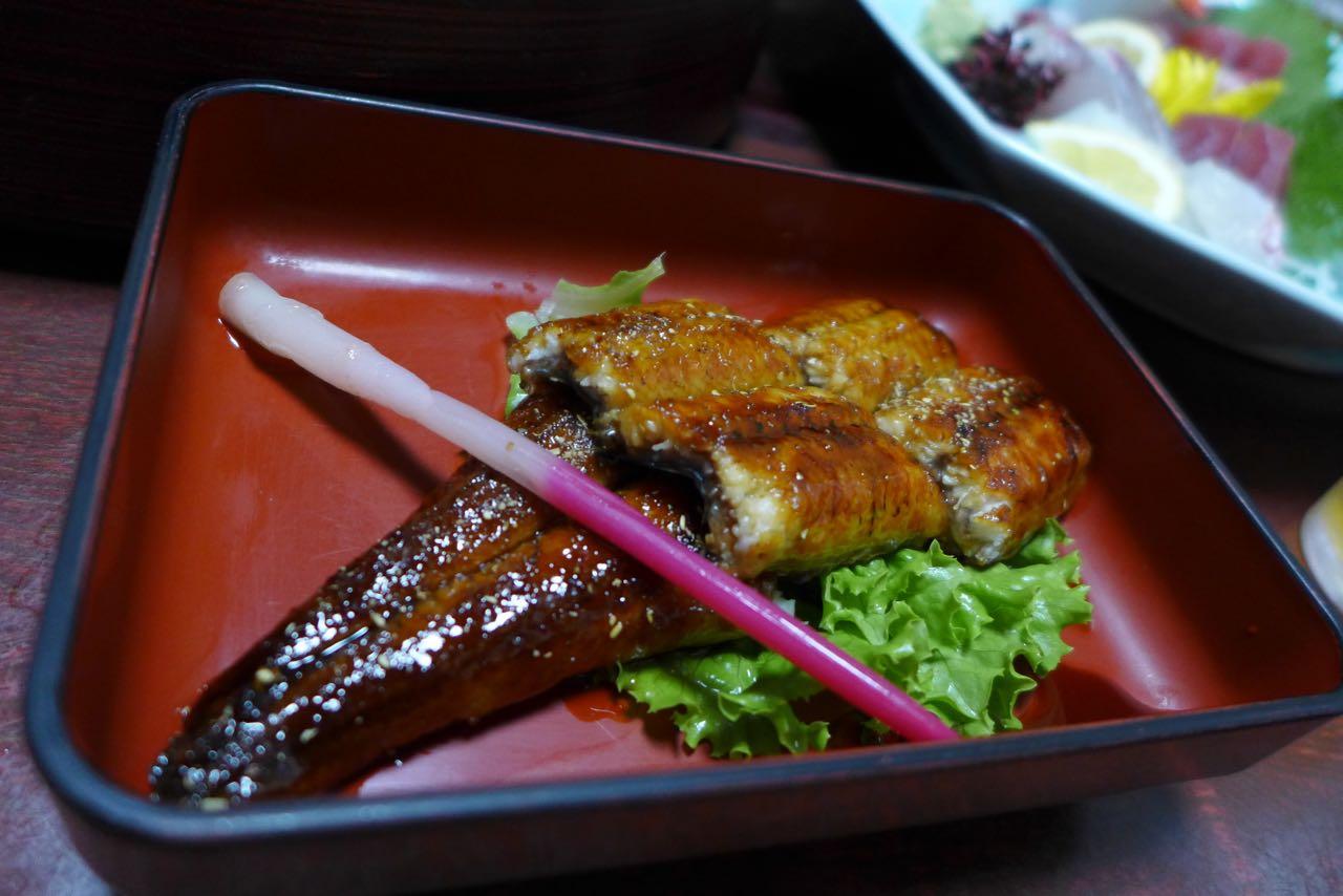 Ginchiro Honten Restaurant in Tanabe