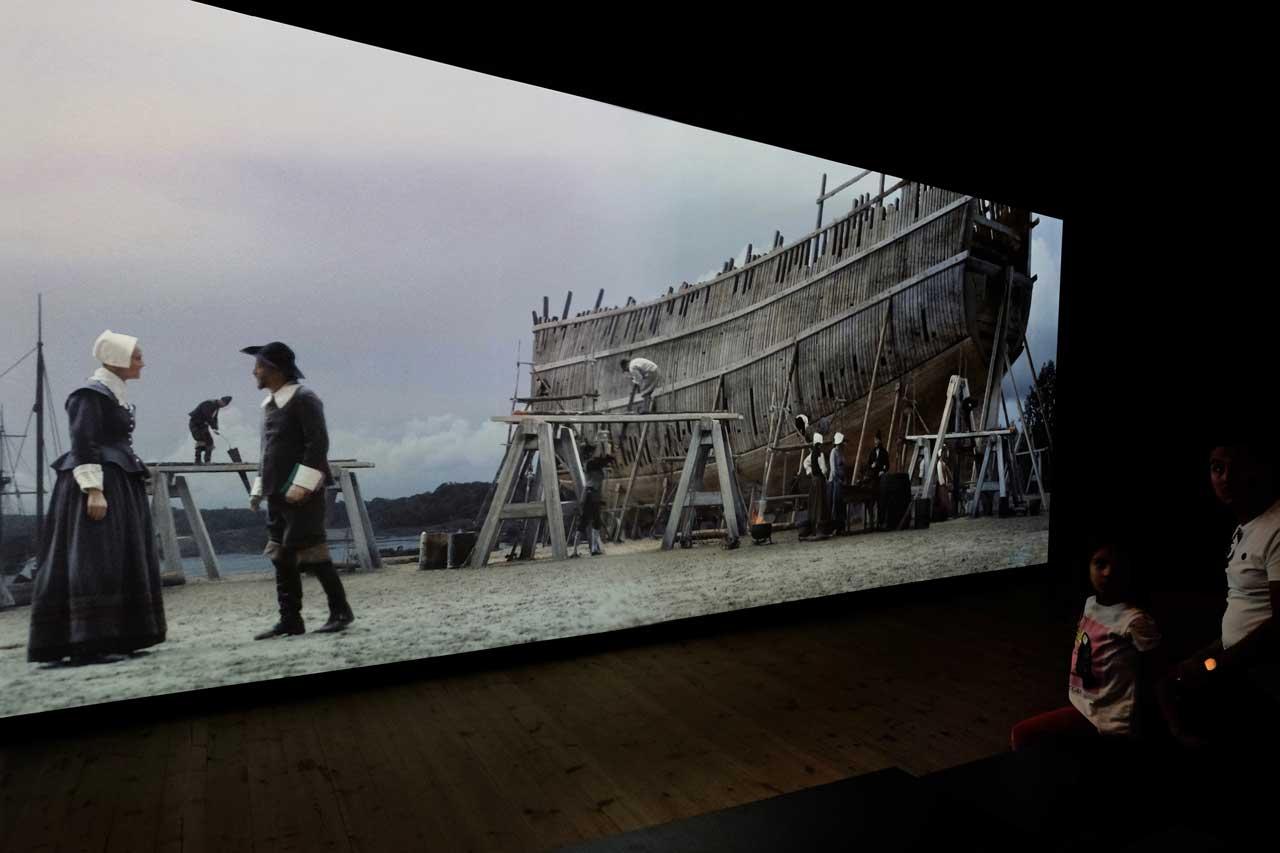 Vasa Museum Kino