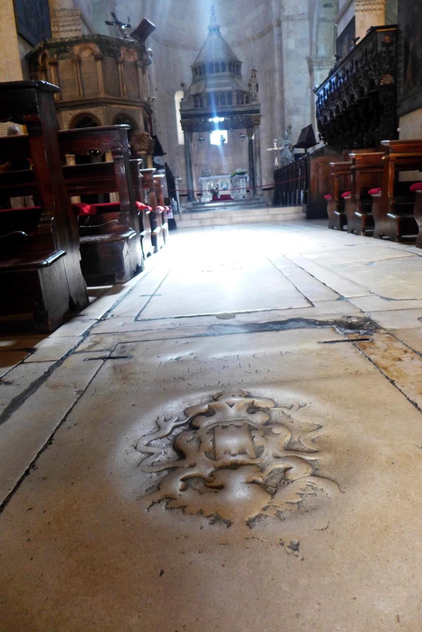 Kathedrale des Heiligen Laurentius (Sveti Lovro), Trogir