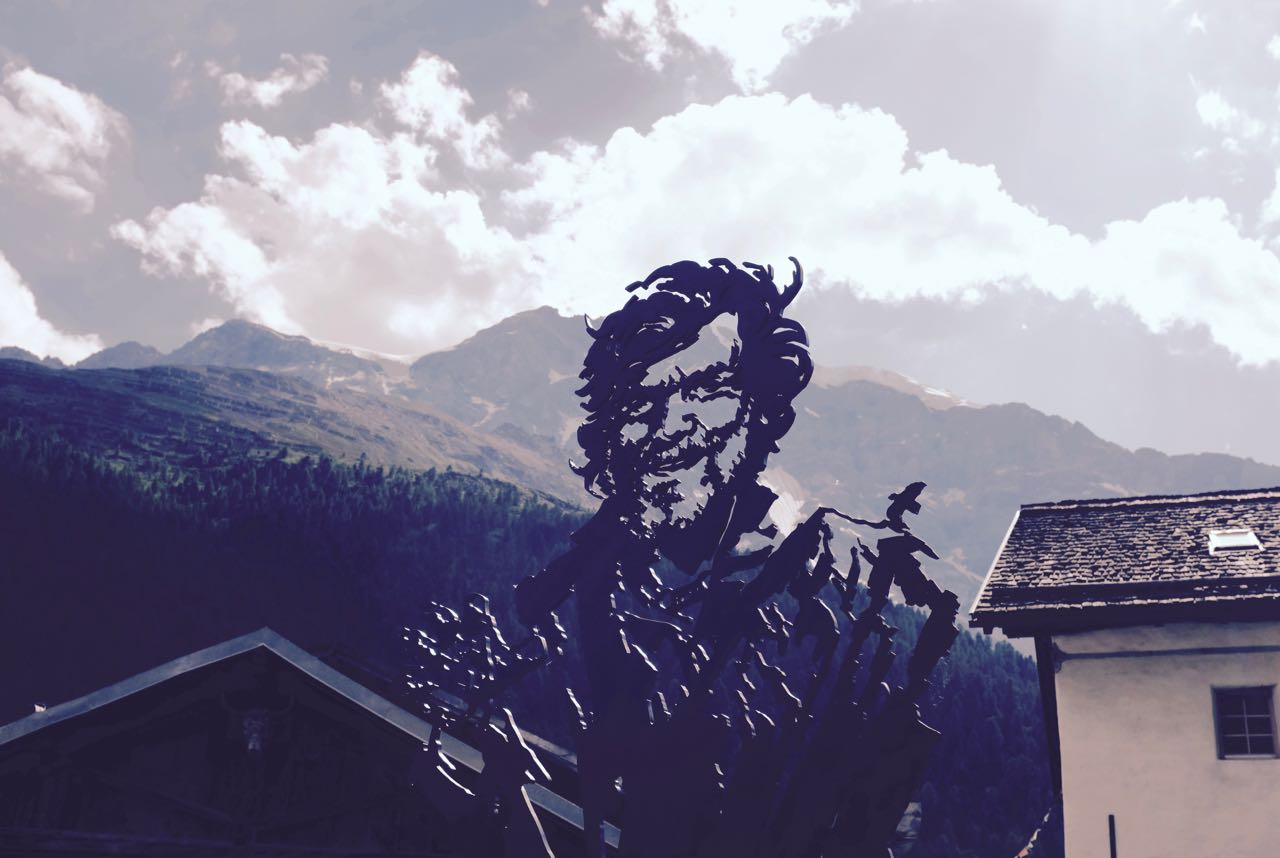 Reinhold Messner – berühmtester Bergsteiger der Welt