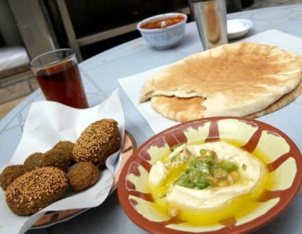 Hashem Falafel Amman