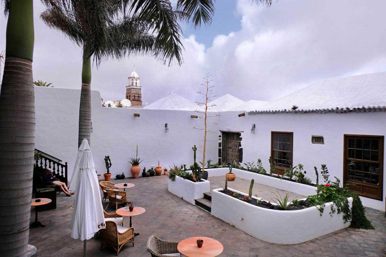 Hotel Palacio Ico Teguise