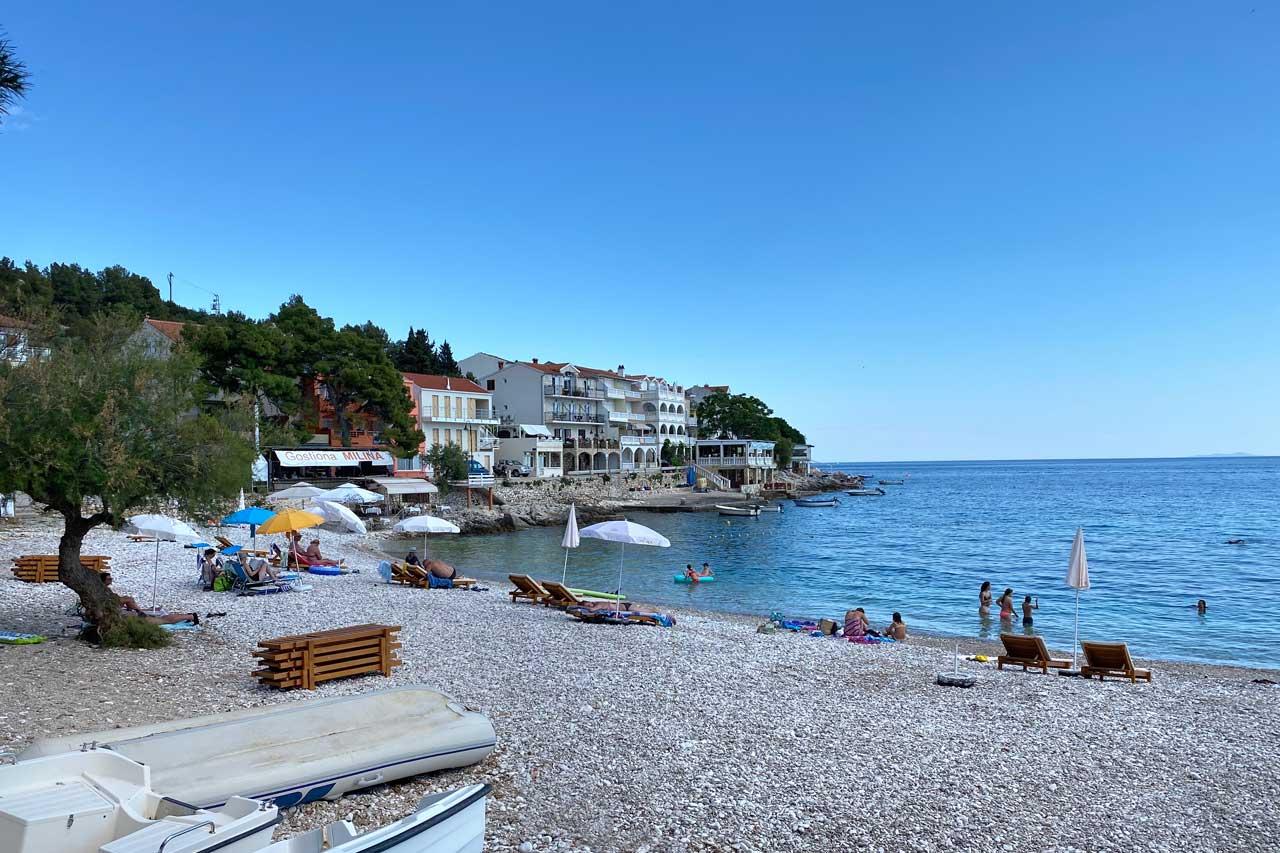 Milna Beach