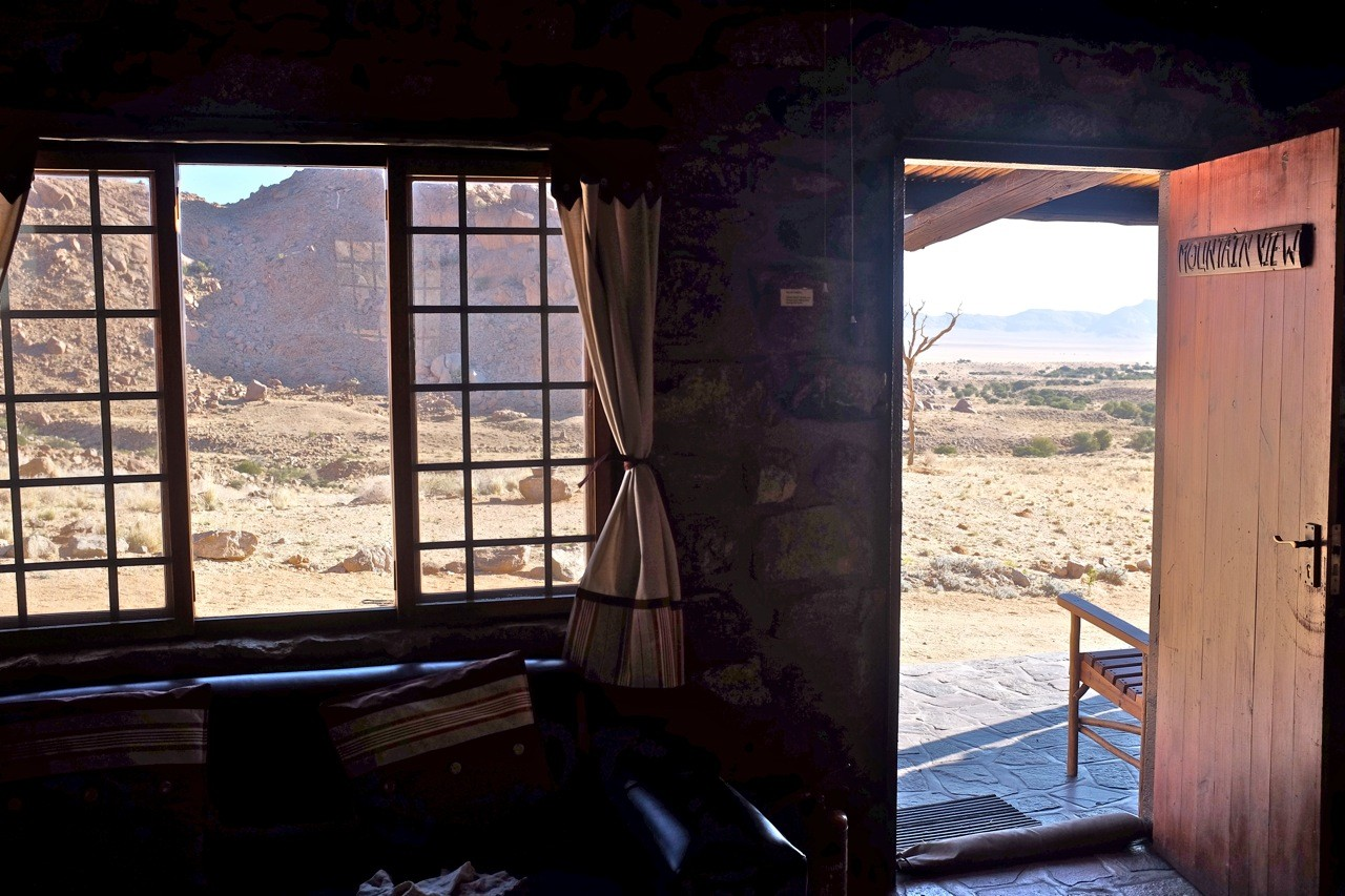 Klein-Aus-Vista - Eagle's Nest Chalet, Namibia