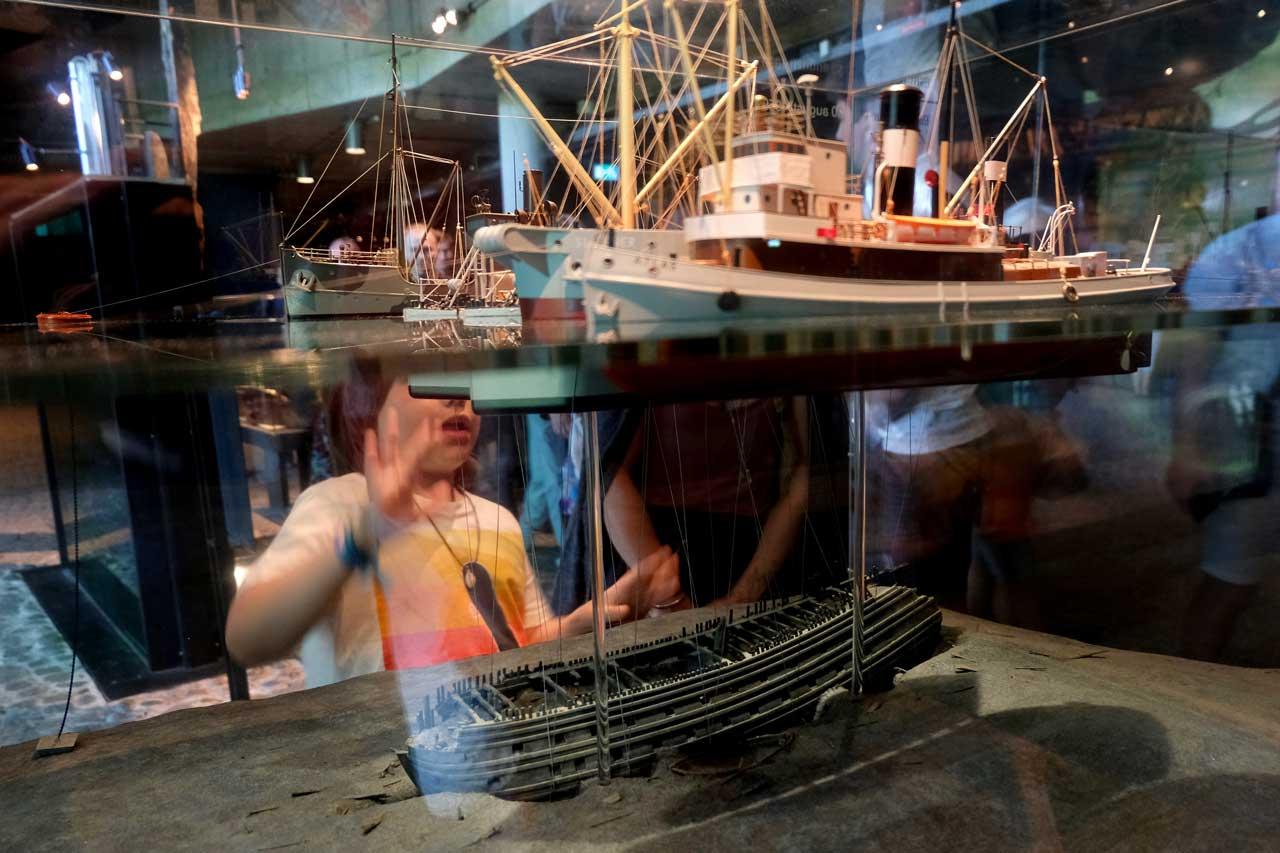 Bergung Vasa Museum Stockholm