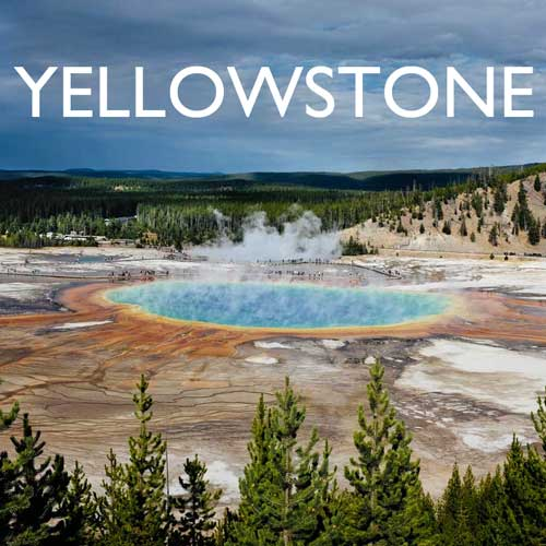 Yellowstone Nationalpark Reisebericht Reiseblog