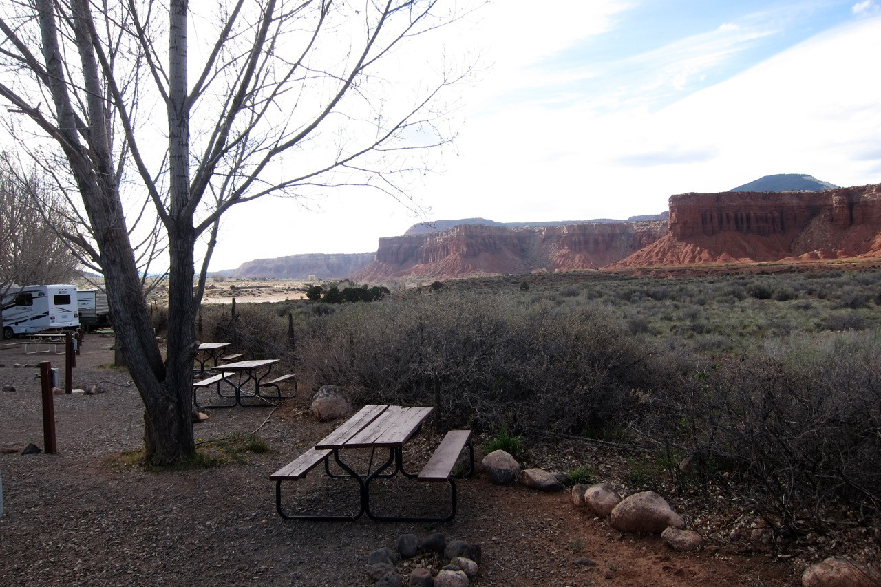 Thousand Lakes RV Park Torrey bei Capitol Reef NP