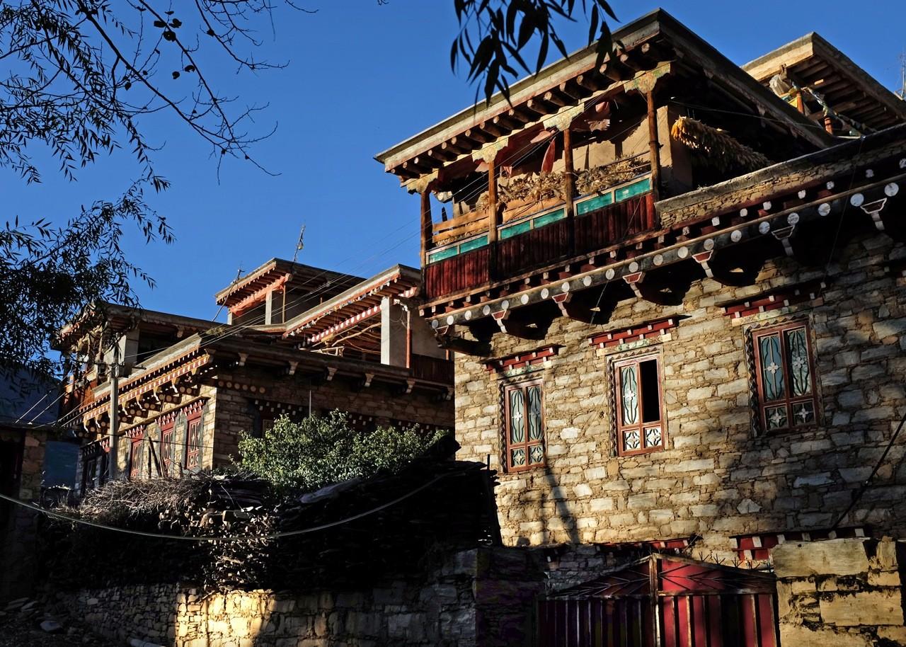 Dorf Zhonglu
