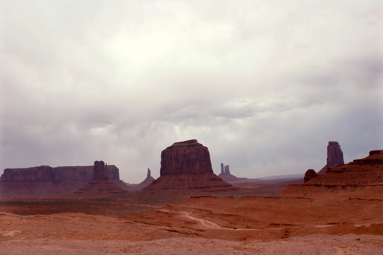 Sunset Drive Monument Valley Tour