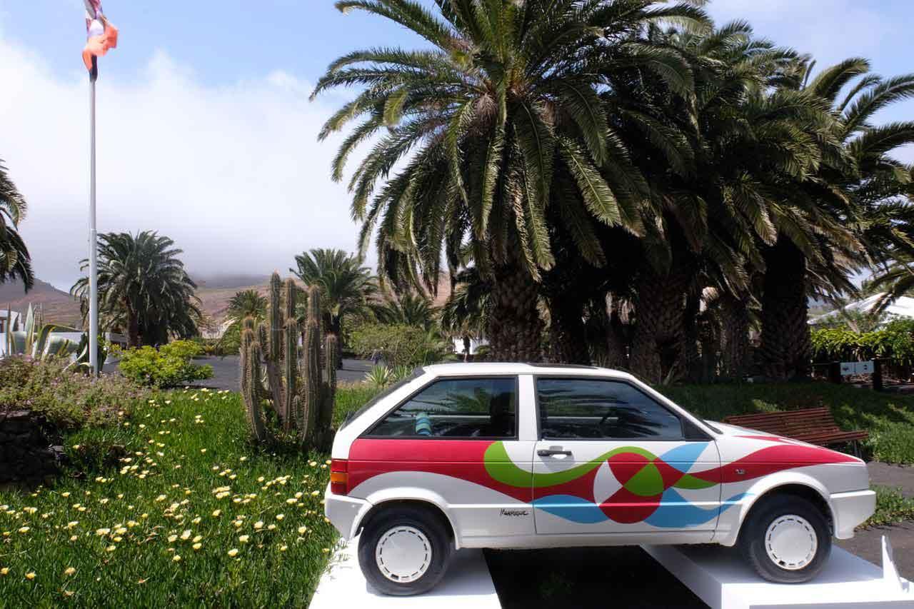 Golf Auto César Manrique Edition Museum Haría Lanzarote