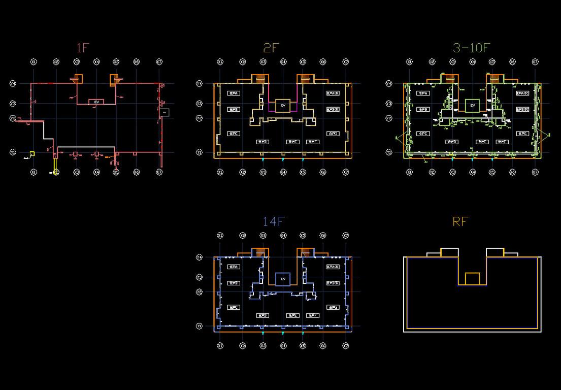 組み立て用図面データ(2)