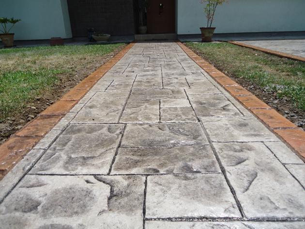 pavimento impreso cuenca